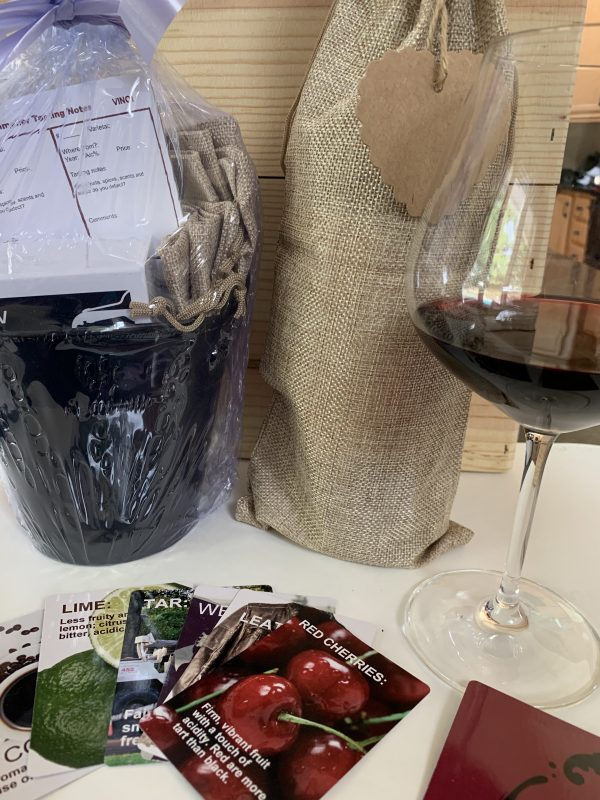 wine party in a bag