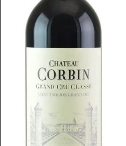 Chateau Grand Corbin 2015 – right bank Bordeaux