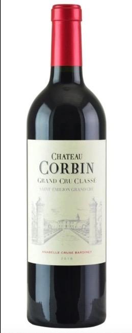 Grand Corbin 2015 Grand Cru