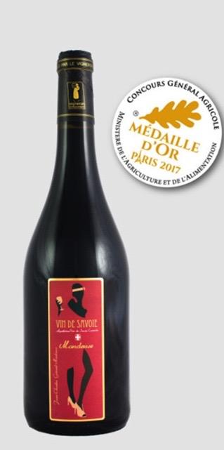Girard-Madoux Vin de Savoie Mondeuse 2017